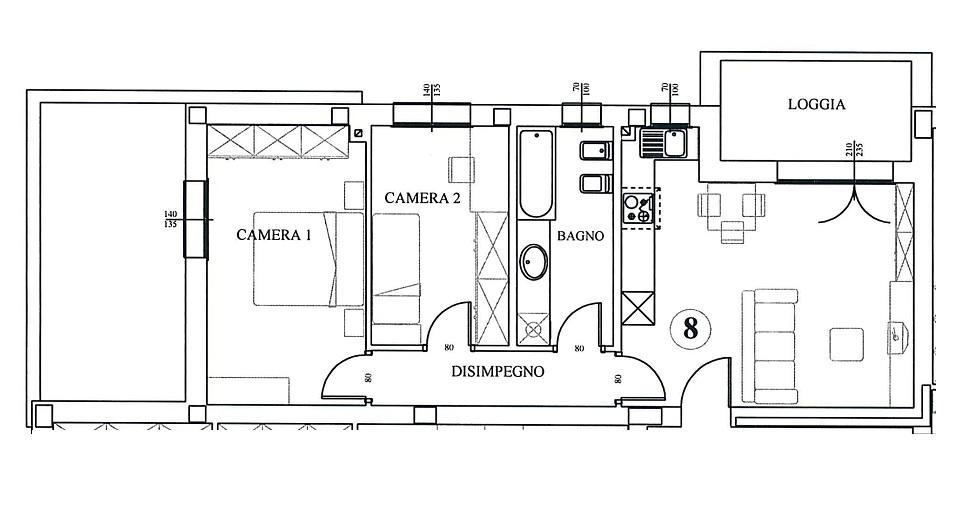 Appartamenti-Arcobaleno2spa-Bologna